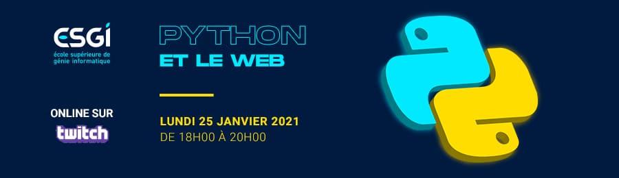 Python et le web